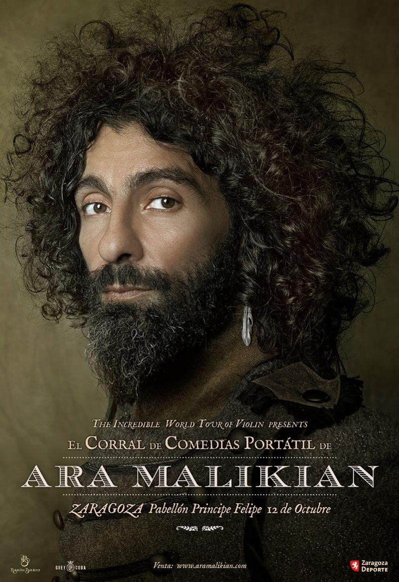 El Corral de Comedias Portátil de Ara Malikian