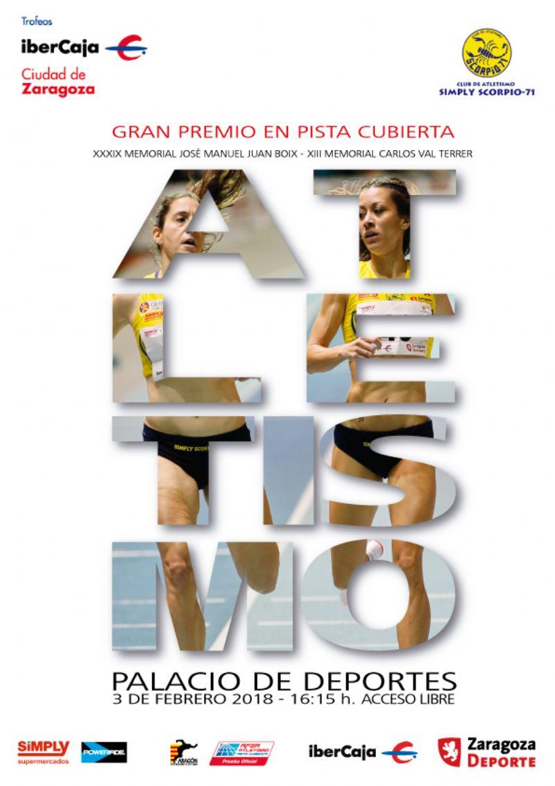 Gran Premio «Ibercaja-Ciudad de Zaragoza» de Atletismo en Pista Cubierta