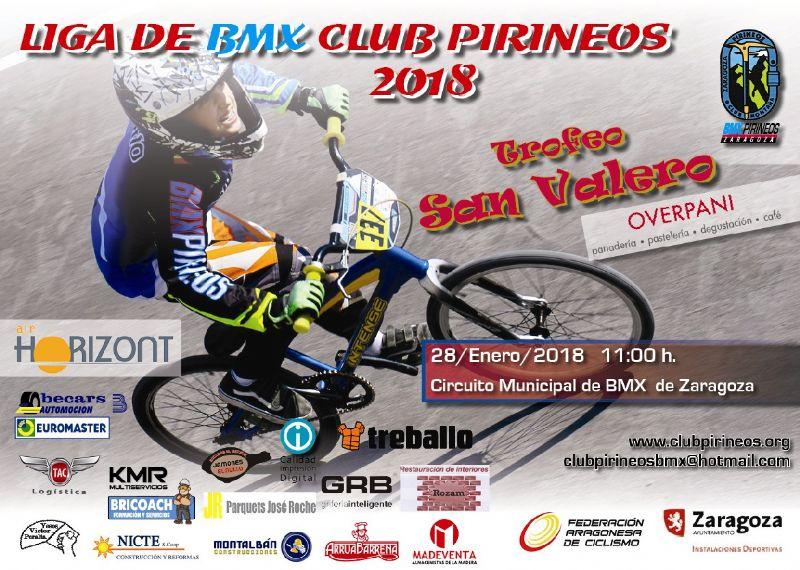 Trofeo San Valero de BMX