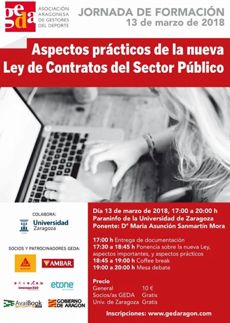 Jornada: Aspectos prácticos de la nueva Ley de Contratos del Sector Público