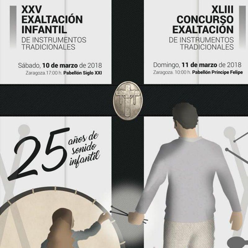 XLIII Concurso Exaltación de los Instrumentos Tradicionales de la Semana Santa