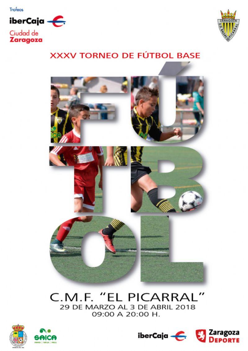 XXXV Torneo «Ibercaja-Ciudad de Zaragoza» de Fútbol Base