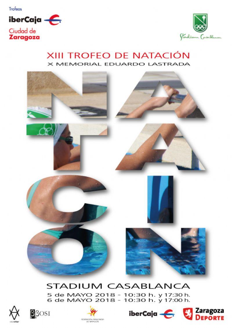 XIII Trofeo «Ibercaja-Ciudad de Zaragoza» de Natación