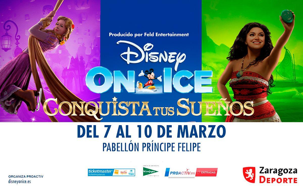 Disney on Ice: Conquista tus sueños