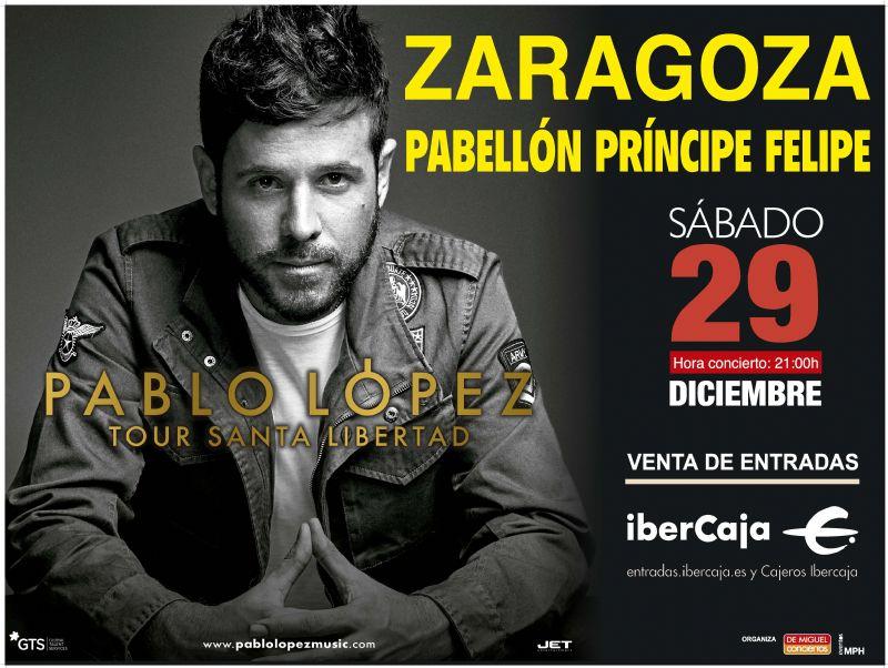 Concierto de Pablo López