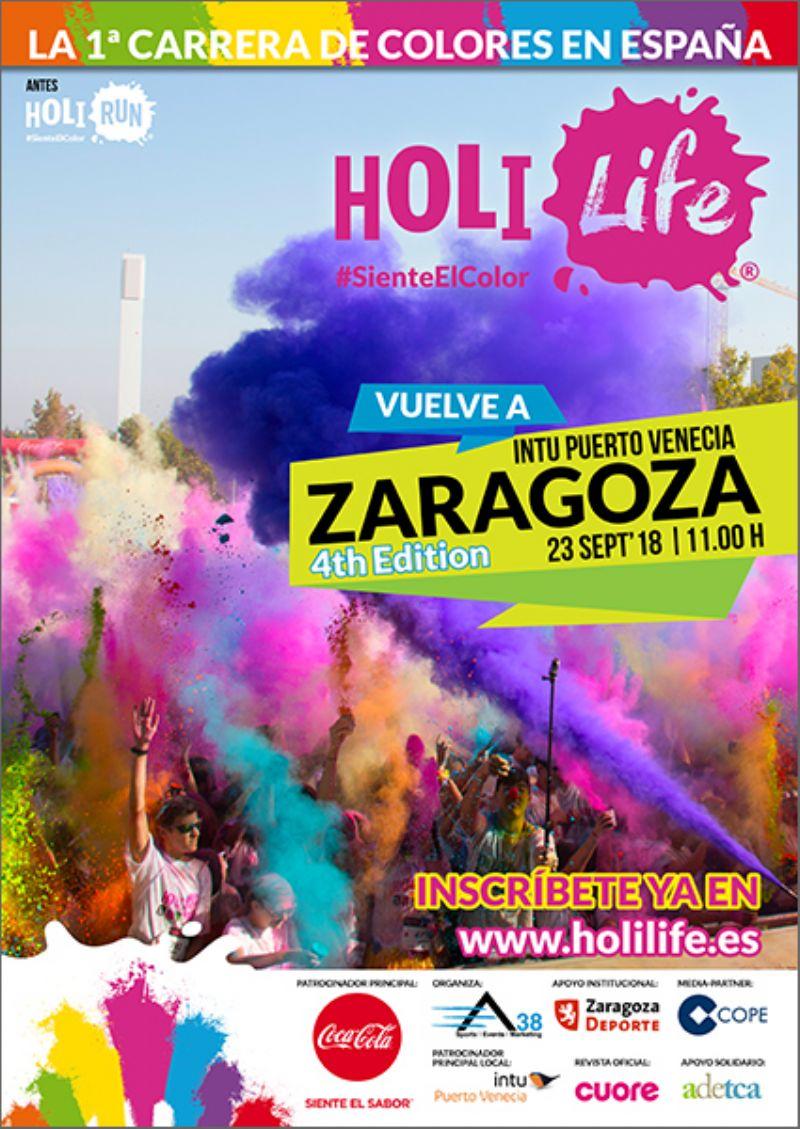 Holi Life Zaragoza 2018