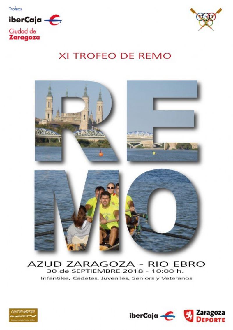 IX Trofeo «Ibercaja-Ciudad de Zaragoza» de Remo
