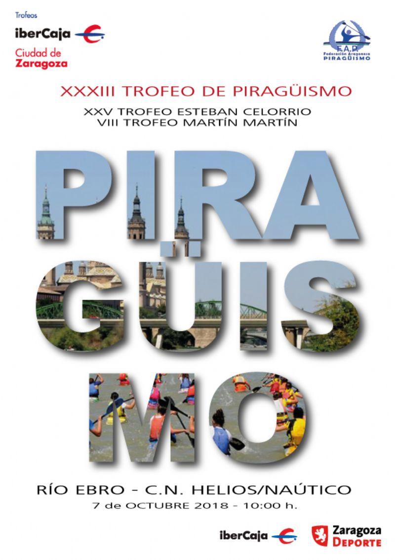 XXXIII Trofeo «Ibercaja-Ciudad de Zaragoza» de Piragüismo