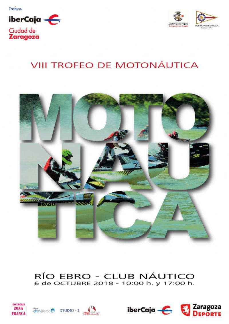 VIII Trofeo «Ibercaja-Ciudad de Zaragoza» de Motonáutica