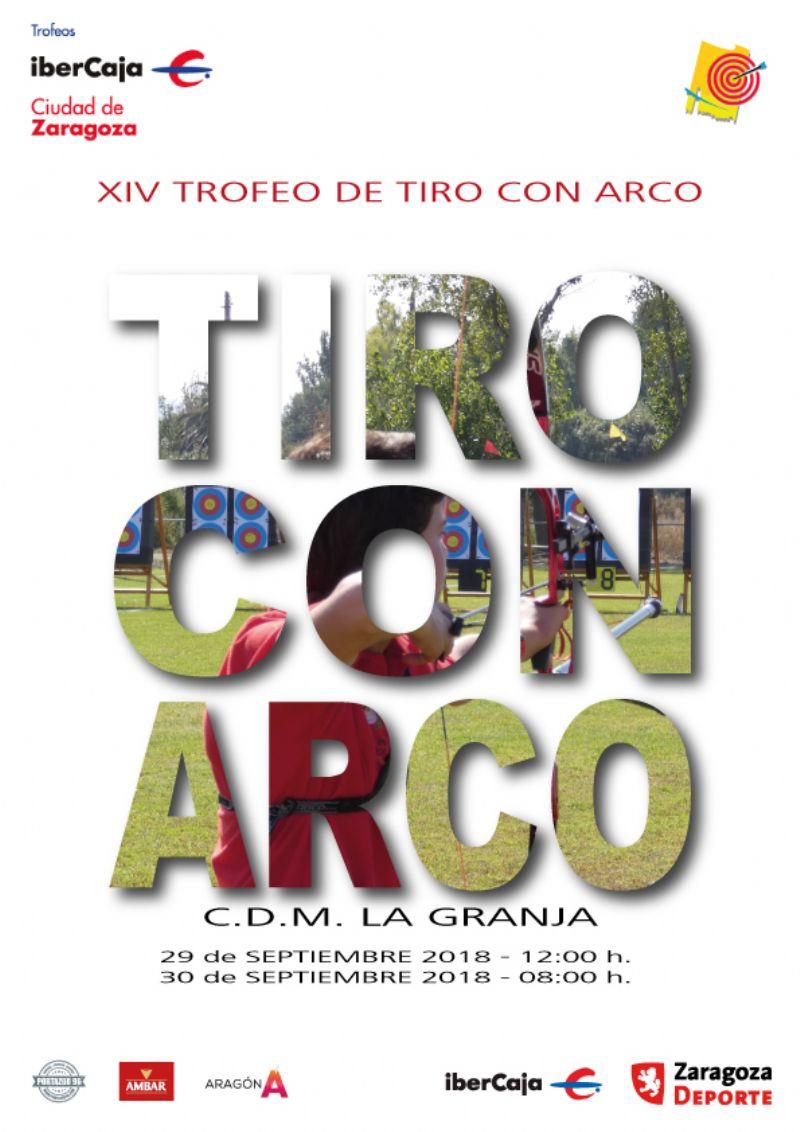 XIV Trofeo «Ibercaja-Ciudad de Zaragoza» de Tiro con Arco