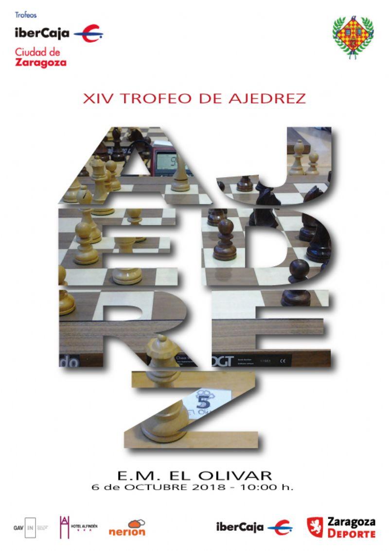 XIV Trofeo «Ibercaja-Ciudad de Zaragoza» de Ajedrez