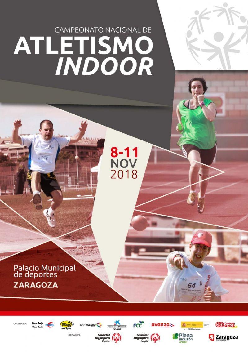 Campeonato Nacional de Atletismo Indoor