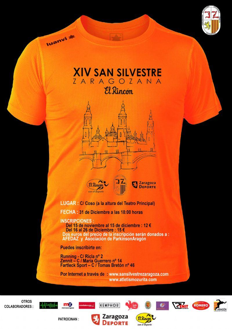 San Silvestre Zaragoza 2018