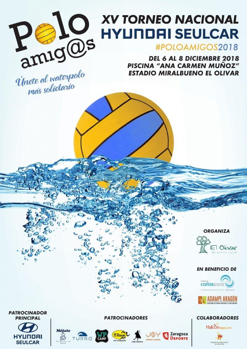 XV Encuentro Nacional de Waterpolo «POLOAMIGOS»