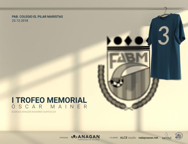 I Trofeo de Balonmano «Memorial Óscar Mainer»