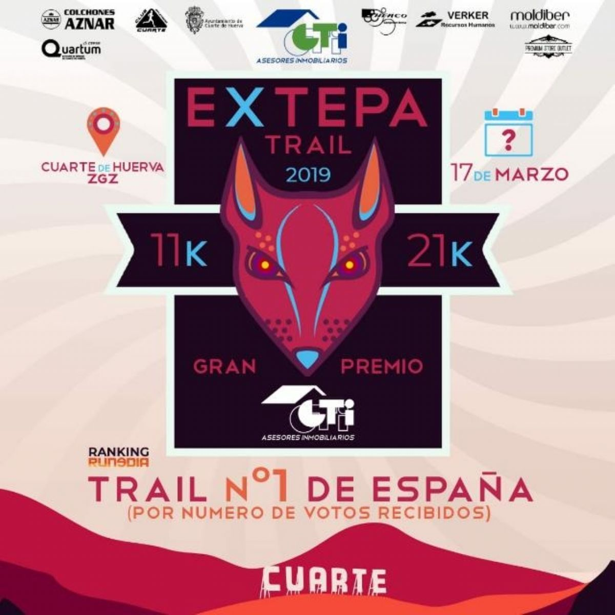 IV Extepa Trail