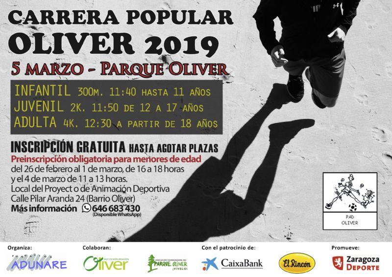 Carrera Popular Oliver
