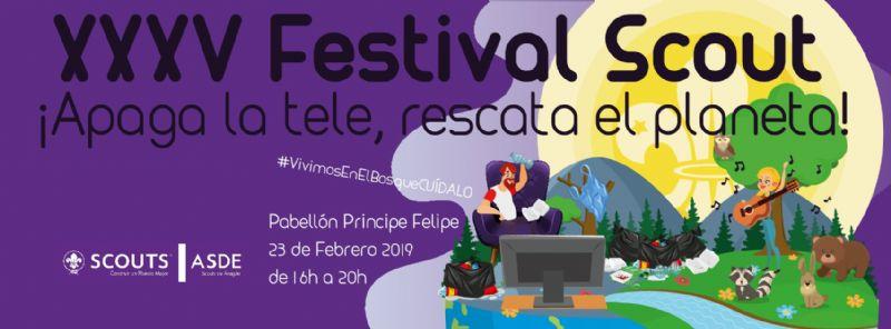 XXXV Festival de la Canción Scout