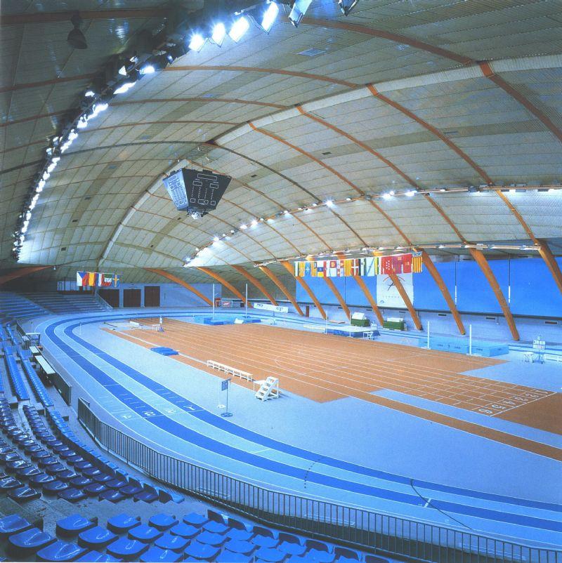 Campeonatos de Aragón S-16, S-18 y S-20 de Atletismo en Pista Cubierta