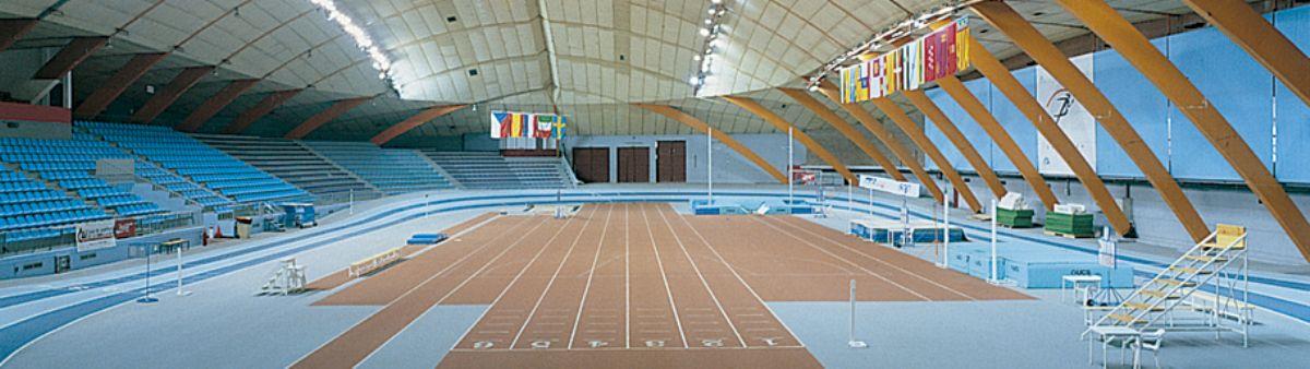 Meeting Equipos Alevín JDEE y Control E Cadete de Atletismo en Pista Cubierta