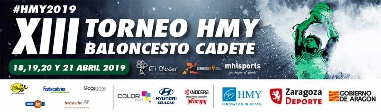XIII Torneo HMY de Baloncesto Cadete