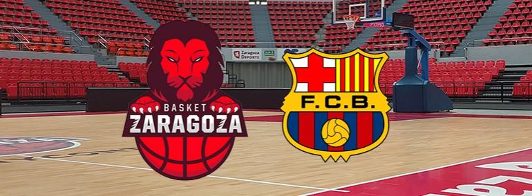 Tecnyconta Zaragoza - Barça Lassa