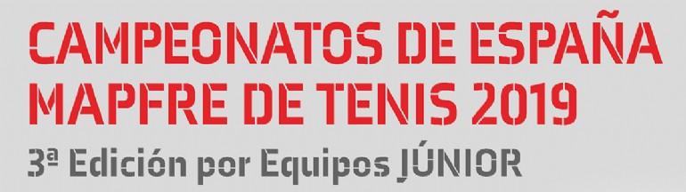 Campeonato de España Junior de Tenis por Equipos
