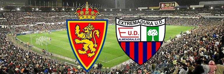 Real Zaragoza-Extremadura UD