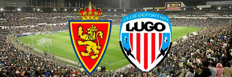 Real Zaragoza-CD Lugo