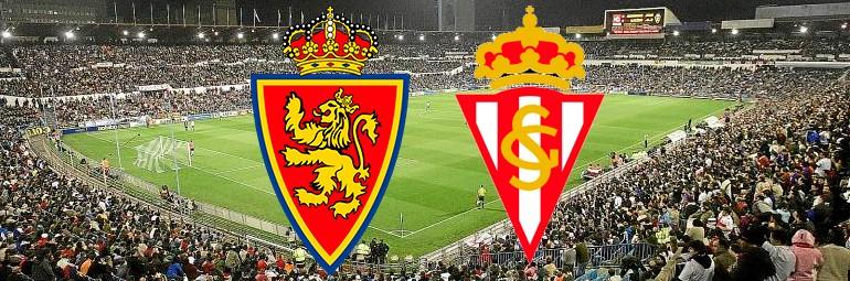 Real Zaragoza-Real Sporting