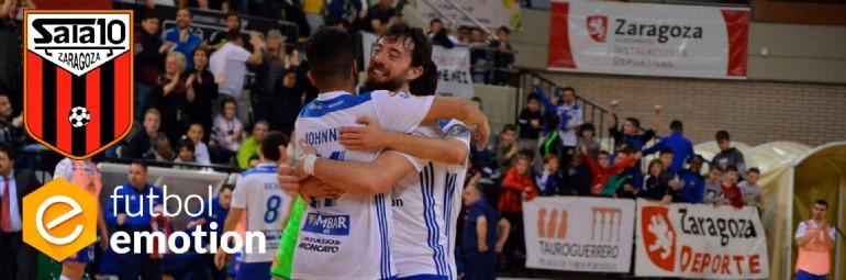 Fútbol Emotion Zaragoza - Jaén Paraíso Interior