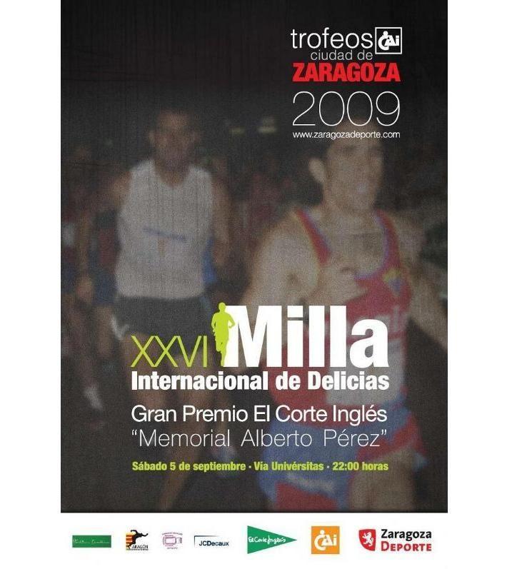 XXVI Milla Urbana «CAI Ciudad de Zaragoza»