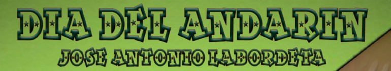 Día del Andarín 2019 «J. A. Labordeta»