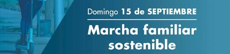 Marcha Familiar Sostenible