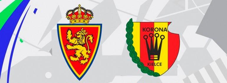 Real Zaragoza Juvenil - Korona Kielce (Polonia)