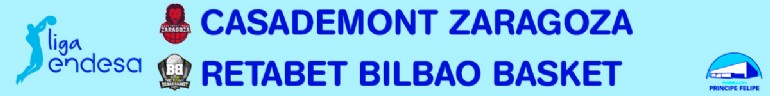 [ACB] CASADEMONT ZARAGOZA-RETABET BILBAO BASKET