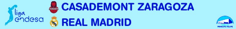 [ACB] CASADEMONT ZARAGOZA-REAL MADRID