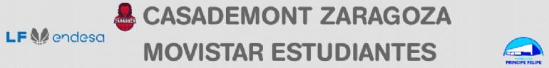 [L. F.] Casademont Zaragoza - Movistar Estudiantes