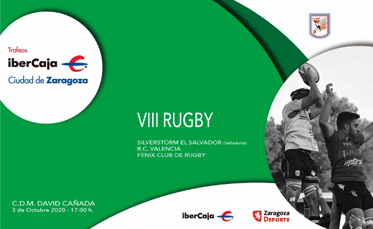 VIII Trofeo «Ibercaja-Ciudad de Zaragoza» de Rugby