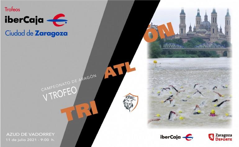 Triatlón «Ibercaja-Ciudad de Zaragoza»