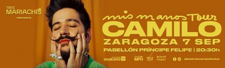 Concierto de Camilo