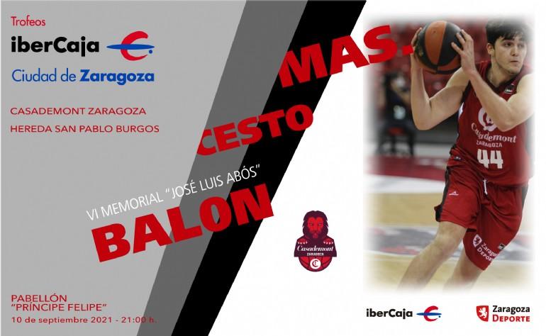 XVII Trofeo «Ibercaja-Ciudad de Zaragoza» de Baloncesto Masculino