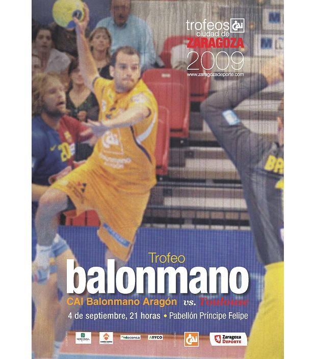 Torneo de Balomano «CAI-Ciudad de Zaragoza»