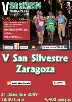V Carrera Popular San Silvestre de Zaragoza