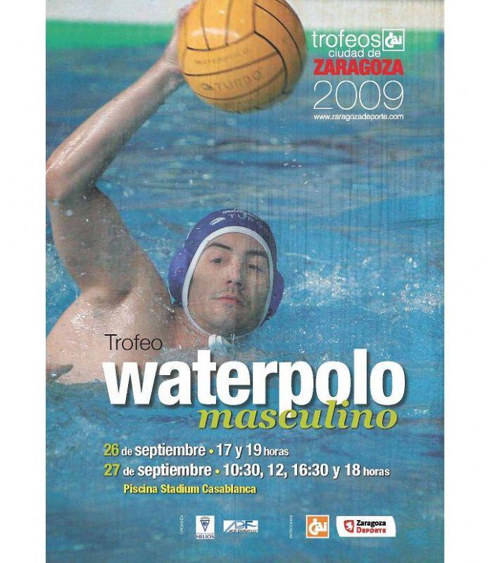 II Torneo Apertura de Waterpolo masculino «CAI Ciudad de Zaragoza»