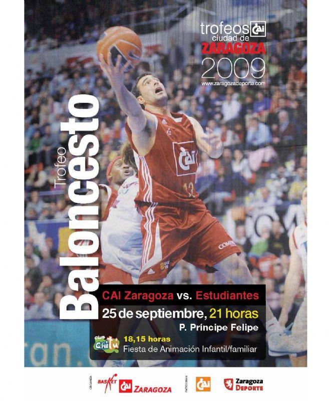 Trofeo «CAI Ciudad de Zaragoza» de Baloncesto