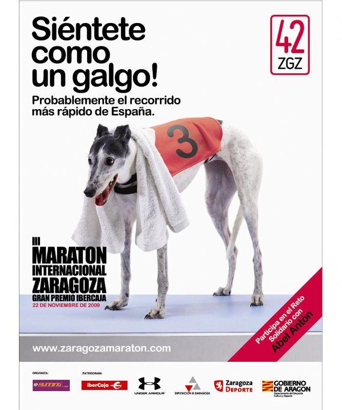 III Maratón Internacional Zaragoza