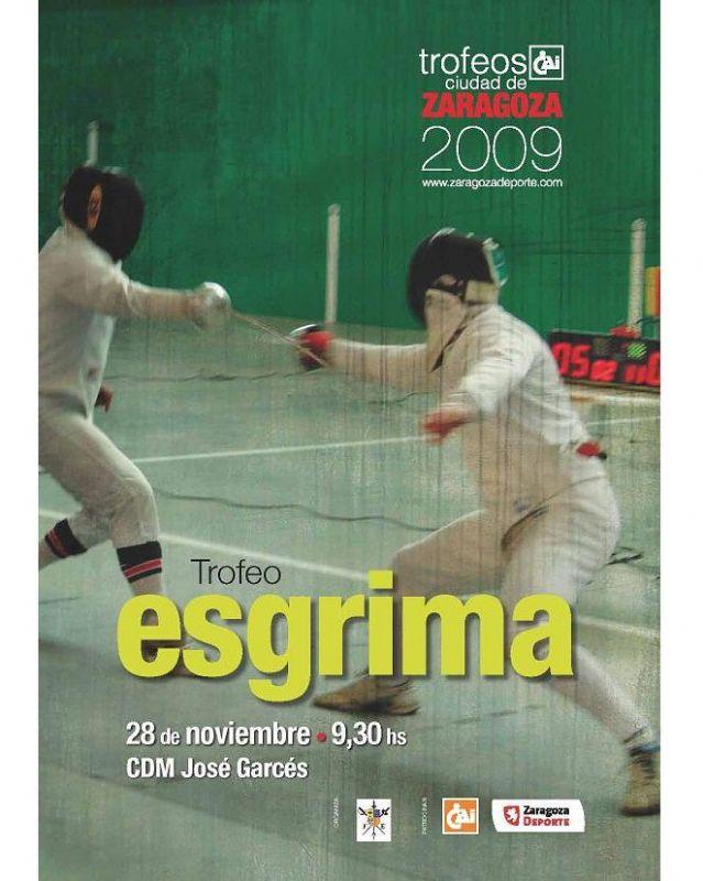 V Trofeo «CAI Ciudad de Zaragoza» de Esgrima