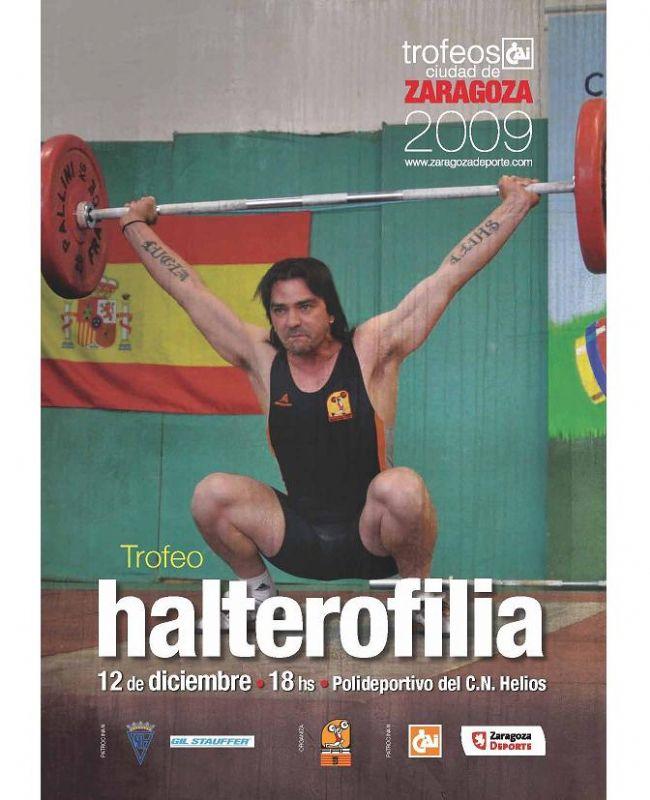 VIII Trofeo «CAI-Ciudad de Zaragoza» de HALTEROFILIA