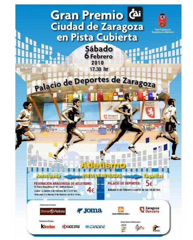 Trofeo «CAI Ciudad de Zaragoza» de Pista Cubierta